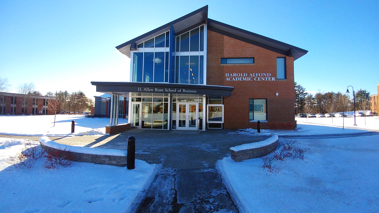 Winter Alfond Building Photo