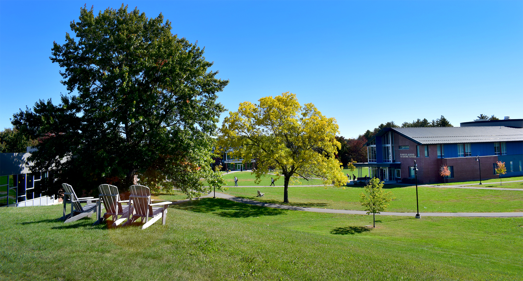Thomas College Campus