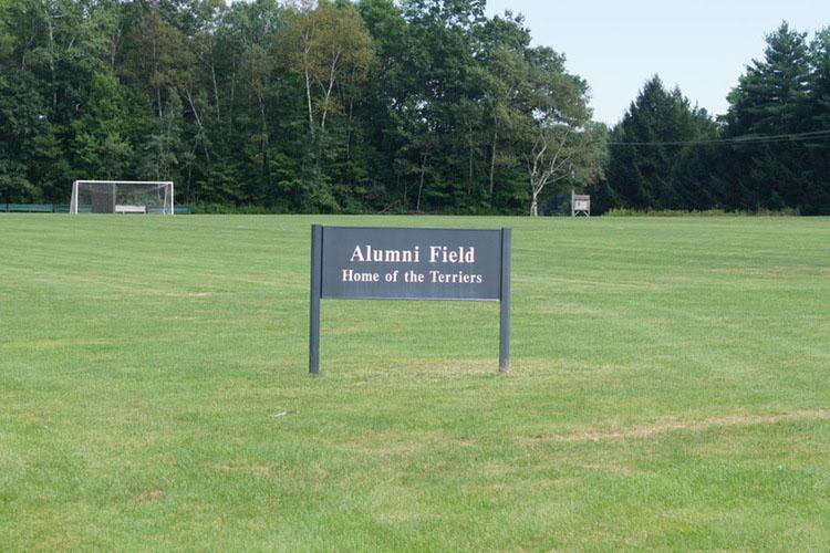 Alumni Soccer Field