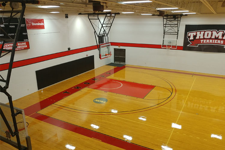 Thomas College Gym
