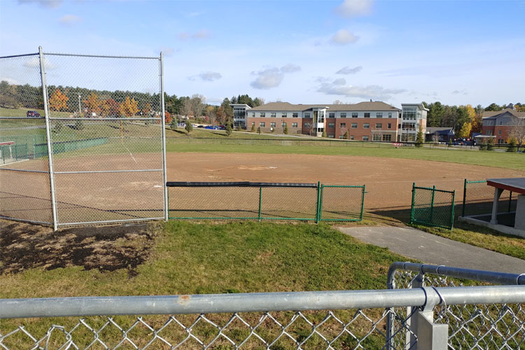 Softball Field - Thomas College